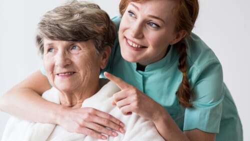 home caregiver position
